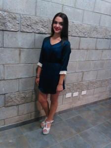 La solista Camila Larrosa
