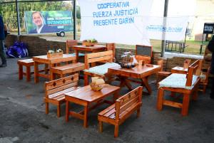 Los muebles de la carpinteria