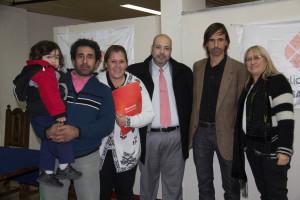 Entrega de Actas Bien de Familia - Casa de la Cultura  (1)
