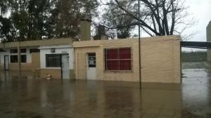 Escuela Técnica Nº 4 barrio La Madrugada
