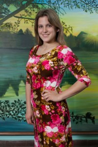 Noelia Di Lorenzo (18 años), procedente de Vicente López