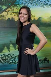 Evelin Cuoco (19 años), de Pilar