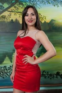 Solange Ardouin (24 años), de Pilar