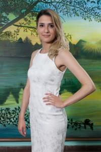 Catalina Velocci (22 años), de Escobar