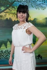 Melanie Lucio (20 años), de Escobar: