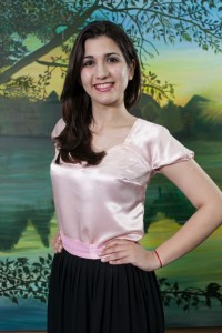 María Martínez Salerno (22 años), de La Plata