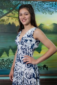 Agustina Fernandes (16 años), de Escobar