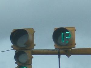 Los escasos trece segundos de la luz verde sobre Fructuoso Diaz.