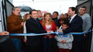 Inauguracion de la UDP Pediatrica